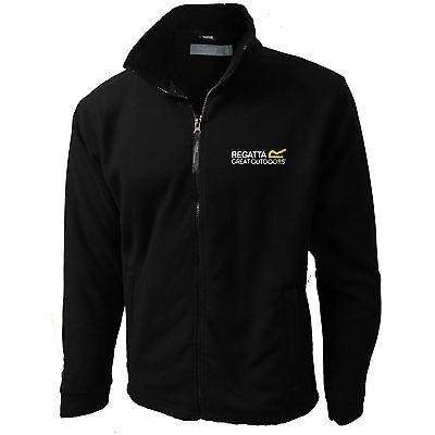 Regatta Fleece Sigma Energise II With Logo Mens Jacket New Outdoor S to XXXL New