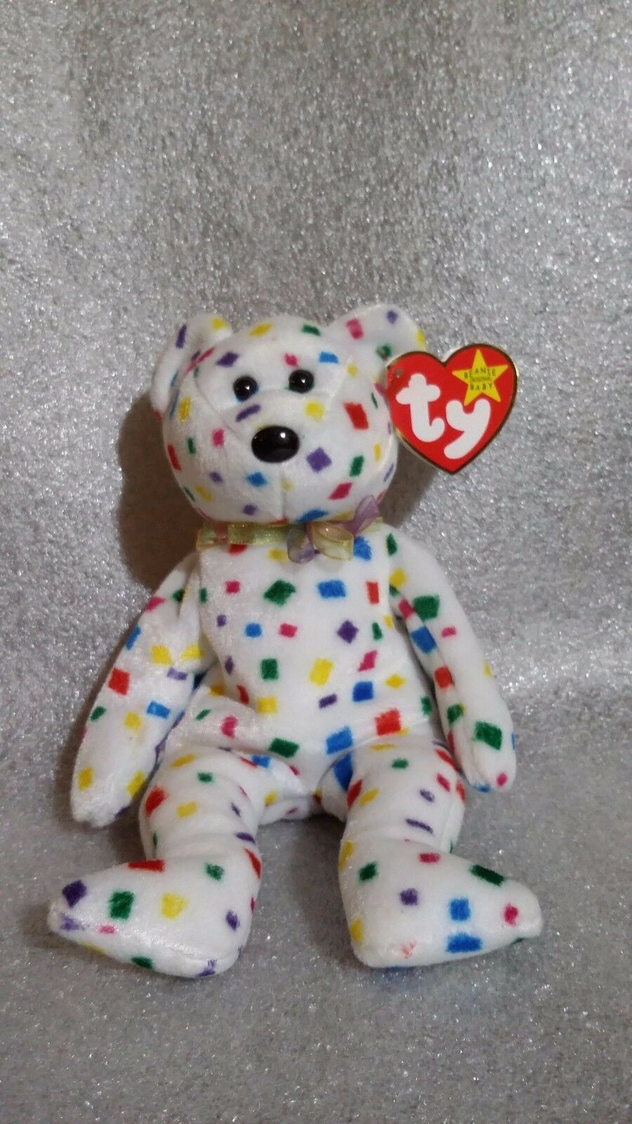 TY 2K, Retired Beanie Beanie Beanie Baby, Mint Condition, Cased Tag, 1999 6171cf