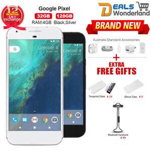 New-Google-Pixel-Pixel-XL-2XL-Black-Silver-Smartphone-1Yr-Wty-in-Sealed-Box