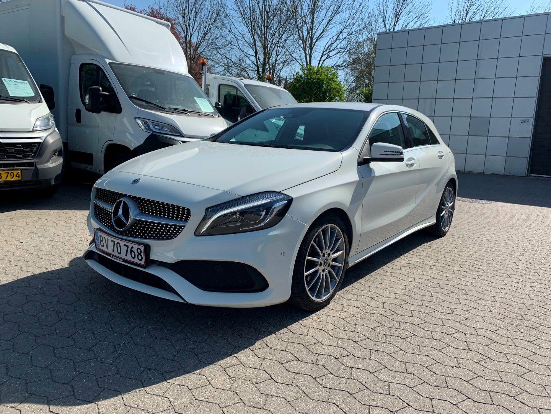 Mercedes A200 d 2,2 Edition aut. 5d - 294.900 kr.