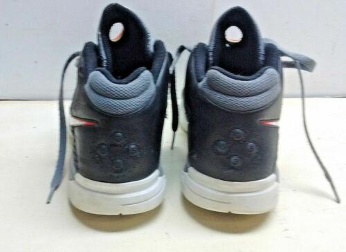 De Basketball Flywire Blanc En Nike 10m 44 Basket Haute ball Cuir Chaussure Noir Homme Kd Zoom Ia0FT