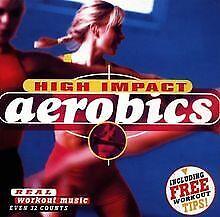High Impact Aerobics von Rhythm 2 Rhythm   CD   Zustand sehr gut