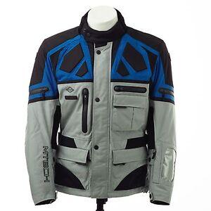 MTech-Adventure-Motorcycle-armor-Jacket-Waterproof-Dual-purpose-Touring-Grey