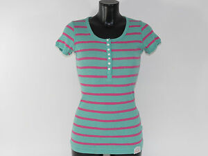 classic fit e932a e43f8 Superdry Shirt Orange Sewn Tin - round-neck T-Shirt +Neu+ ...