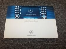 2008 Mercedes Benz SLK280 SLK350 SLK-Class Comand Navigation System Owner Manual