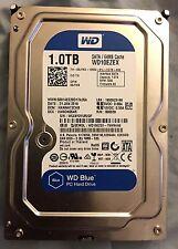WD Blue 1TB Desktop Hard Disk Drive - 7200 RPM SATA 6Gb/s 64MB