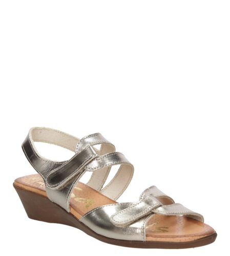 Damen Sandaletten Oh My Sandals 3461 Echtleder Sommer Gr 36-40 SALE