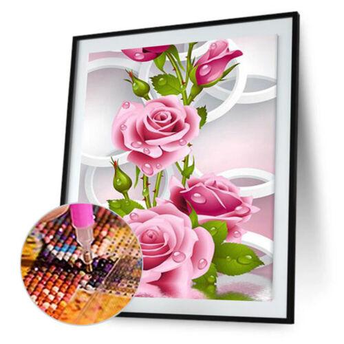 5D DIY Diamant Diamond DIY Painting Kreuzstich Stickerei Stickpackung Malerei