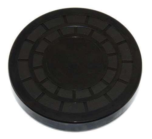 EC28x7-VK Nitrile Rubber End Cap Covers Plugs Seal 28mm Outside Diameter 7mm Wid
