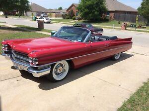 1963 Cadillac DeVille series 62 | eBay