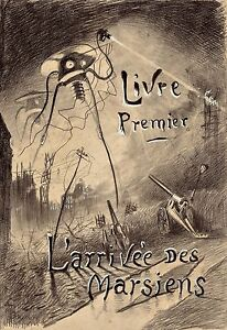 French-Guerra-de-los-mundos-cartel-impresion