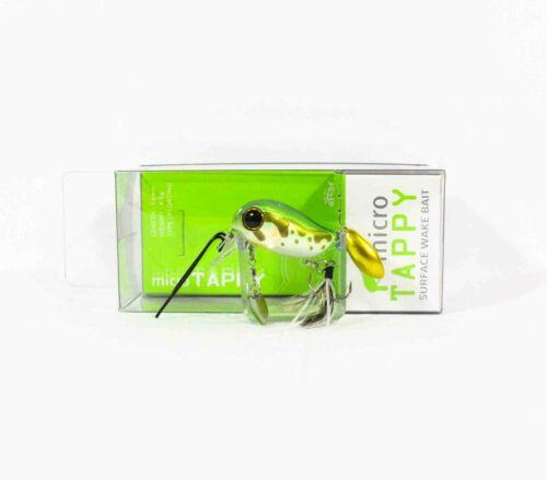 Jackall Micro Tappy Floating Lure Tonosamagaeru 3668