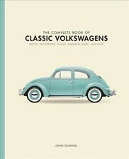 Complete Book: The Complete Book of Air-Cooled Volkswagens : Beetles, Microbuses, Things, Squarebacks, and More by John Gunnell (2017, Hardcover)
