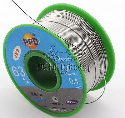 90g 0.5MM Rosin Core Solder Wire 63/37 Tin Lead Flux 2.0% Welding Line Reel