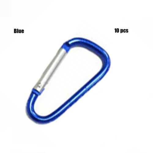 Sports Climbing Buckles Alloy Carabiner Buckle Keychain Camping Hiking Hook