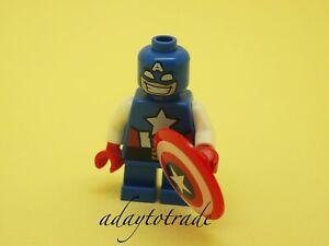 LEGO-Marvel-Super-Heroes-Mini-Figure-Captain-America-76065-SH250-R553