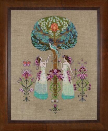 "MD109 /""TREE OF HOPE/"" Mirabilia Chart + MH Beads + Caron 0.5"
