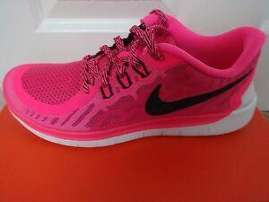 530227c1ac9dcf Nike Free 5.0 (GS) shoes trainers 725114 600 pink uk 4.5 eu 37.5 us ...