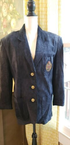 guess jacket georges Marciano men's suede vintage