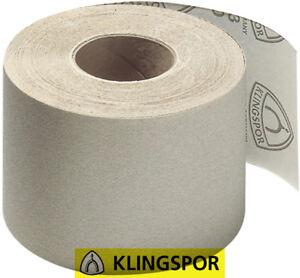 10er Klingspor Premium Schleifband Set 50 x 686 mm Korn 24-360 LS307X und LS309X