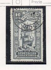 España Benefico Mutualidad Correos Isona (Lerida) año 1948 (CT-242)