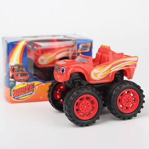 Blaze-and-the-Monster-Machines-PVCToy-Racer-Cars-Kids-Gift-New-toy