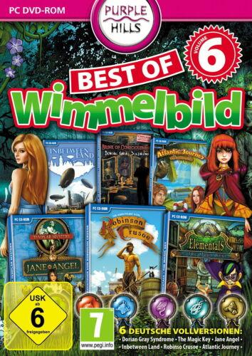 1 von 1 - Best Of Wimmelbild Vol. 6 (PC, 2013, DVD-Box)