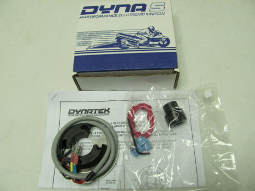 CB750 four cylinder Dynatek DS1-2 Dyna S Hi-Performance Ignition Honda CB550