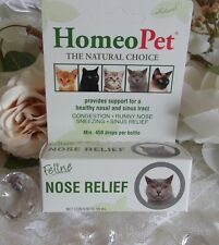 HomeoPet Feline Nose Relief 15 Ml Natural