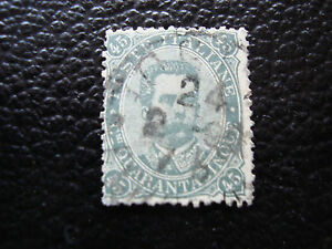 Italy-Stamp-Yvert-and-Tellier-N-42-Obl-A11-Stamp-Italy-Z