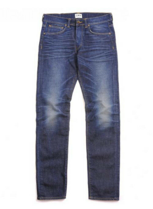 JEANS EDWIN ED 80 SLIM TAPERED (sonic wash- cs compact) W31 L34 (i017217 49)
