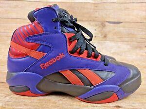 9920ffa264fc Reebok Pump Men s Shaq Attaq Shaqtus Phoenix Suns Basketball Sneaker ...