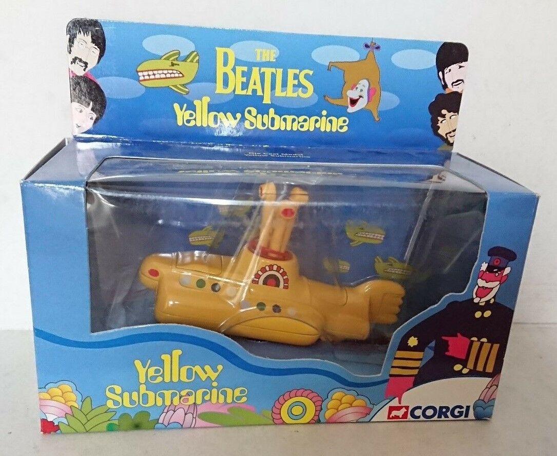 RARE CORGI CC05801 The Beatles Yellow Submarine Diecast Model