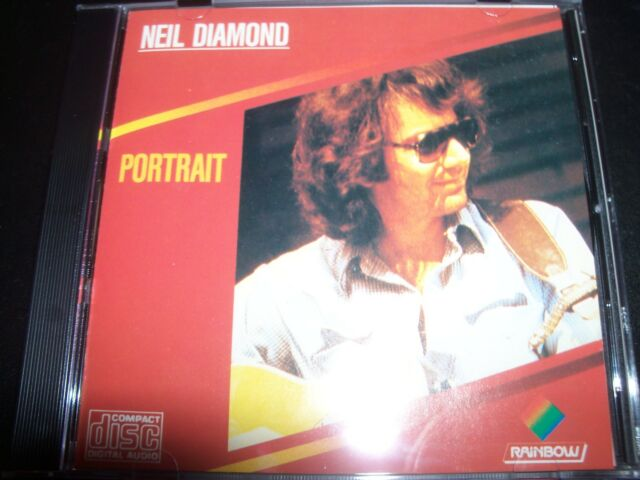 Neil Diamond Portrait (Australia Rainbow) CD – Like New