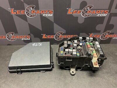 2009 PONTIAC G8 GT OEM 92202583 ENGINE BAY FUSE BOX   eBay