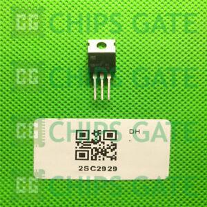 15PCS-2SC2929-Encapsulation-TO-220-MOLD-TYPE-BIPOLAR-TRANSISTORS