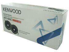 "KENWOOD KFC-835C 3.5"" Dash-Mount 40 Watts Dual-Cone Car Audio Speakers Pair"