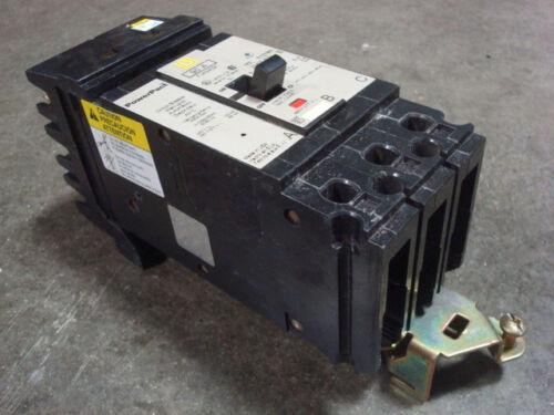 USED Square D FJA34090 PowerPact Circuit Breaker 90 Amps 480VAC