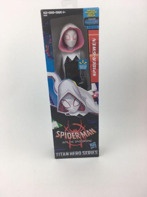 Marvel Spider-Man Into The Spider-Verse Titan Hero Series Spider-Gwen New MISB