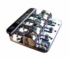 Babicz Full Contact Hardware 4-String Bass Bridge Chrome FCH4CH