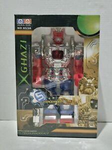 GHAZI Nova Toy Space Warrior Robot New