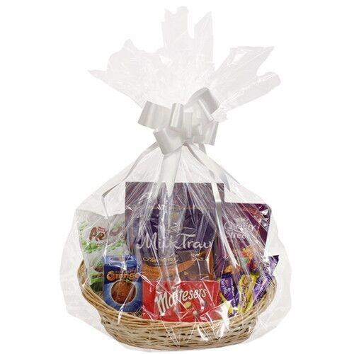JVL Oval Make Your Own Gift H&er Basket Kit 39 X 34 X 14 Cm for sale online | eBay  sc 1 st  eBay & JVL Oval Make Your Own Gift Hamper Basket Kit 39 X 34 X 14 Cm for ...