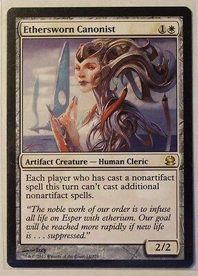 FOIL ETHERSWORN CANONIST Modern Masters Magic MTG MINT CARD
