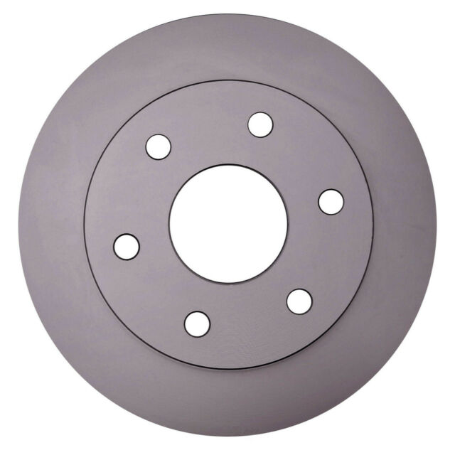 Disc Brake Rotor-Coated Front ACDelco Advantage 18A925AC