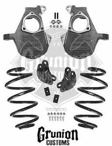 chevy avalanche 2001 2006 2 3 lowering kit 2wd 4wd mcgaughys 11018 Trailer Adapter 2014 GMC 1500 Sierra image is loading chevy avalanche 2001 2006 2 3 lowering kit