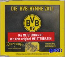 CD + Borussia Dortmund + Die Meister Hymne 2011 + Mit original Meisterrasen +NEU