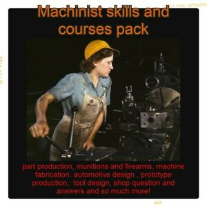 MACHINIST-HOW-TO-PACK-courses-guides-Learn-Machining-skills