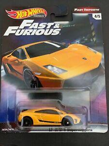2019 Hot Wheels Fast Imports Fast Furious Lamborghini