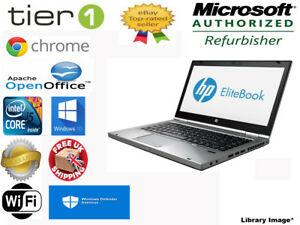 HP-EliteBook-8470p-Core-i5-2-60GHz-4GB-Ram-500GB-HDD-Win-10-Portatil-Webcam-Dvd