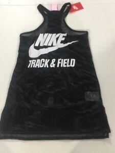 Women/'s Nike Club Dri-fit Tank Top Shirt Size M//L 643333 375 MEDIUM LARGE NWT